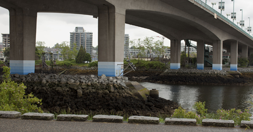 """A False Creek"" by Rhonda Weppler and Trevor Mahovsky"