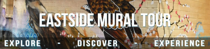 Vancouver Eastside Mural walk goes online
