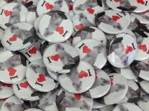 I heart Poodle pile