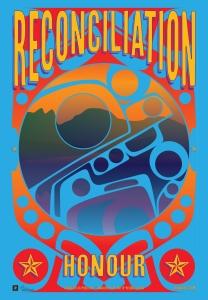 Reconciliation by Sonny Assu