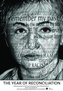 Culture - TSA Transit Shelter  – 2014 - 03 - MARCH - civic - Public Art – Platforms - Reconciliation - Jeannette Sirois - poster 4 of 4