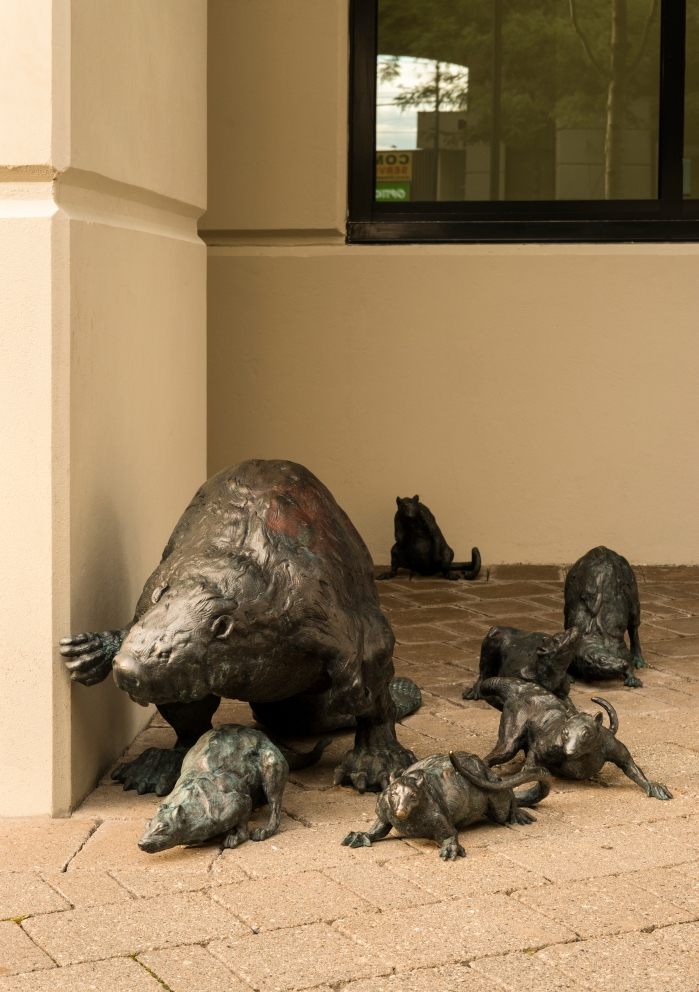 Culture - Public Art - Private Sector - ~ Dean - Peaceable Kingdom - Image - Photo Credit - SITE Photography - KingEd-21