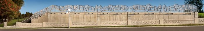 Culture - Public Art - Civic - Clark-Knight Corridor - Michael Nicoll ~ Composite LR