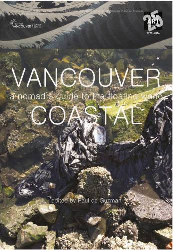 City of Vancouver Public Art Program | Platforms: Coastal City Series | Vancouver Coastal: a nomad's guide to the floating world, 2016 by Paul de Guzman | Showing in transit shelters throughout Vancouver, May 16 - June 12, 2016