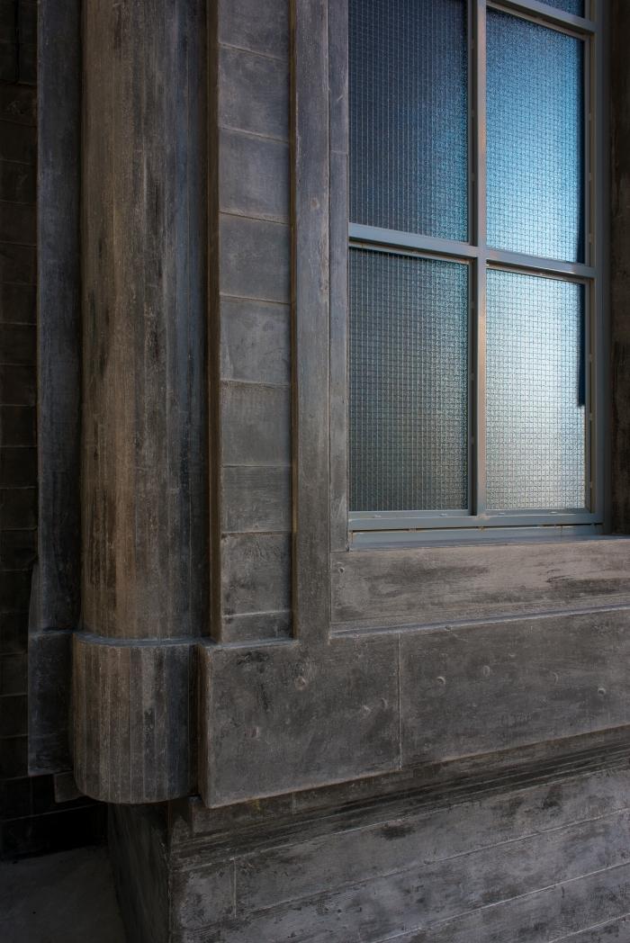 Substation Pavillion - Image 06 - Detail - Photo Credit - Cedric Bomford