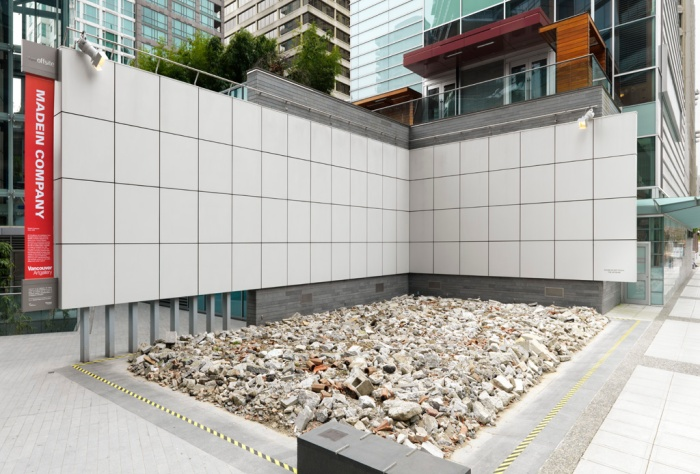 25in25: A Public Art Retrospective – Calm by MadeIn Company - Photo by Rachel Topham, Vancouver Art Gallery