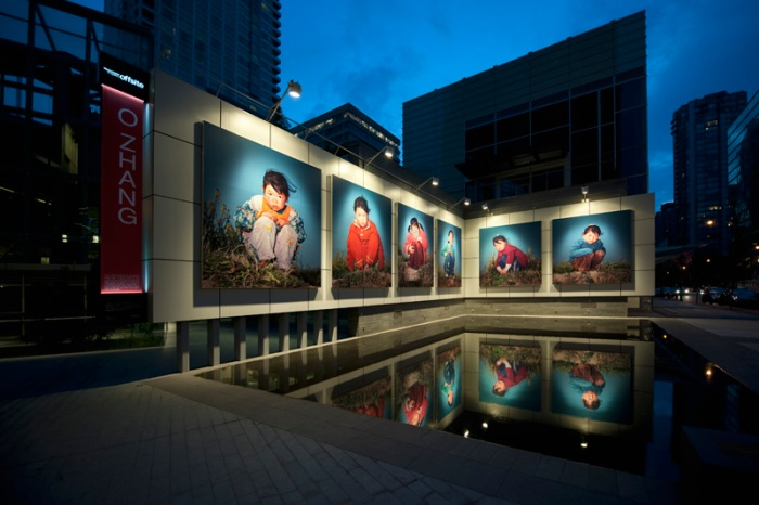 25in25: A Public Art Retrospective – Horizon (Sky) by O'Zhang - Photo by Henri Robideau